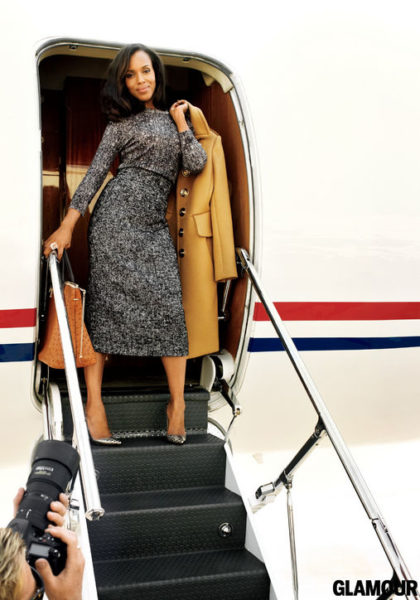 Kerry Washington covers Glamour Magazine - September 2013 - BellaNaija - 04
