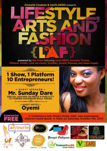 Lifestyle, Arts & Fashion - BellaNaija - September 2013