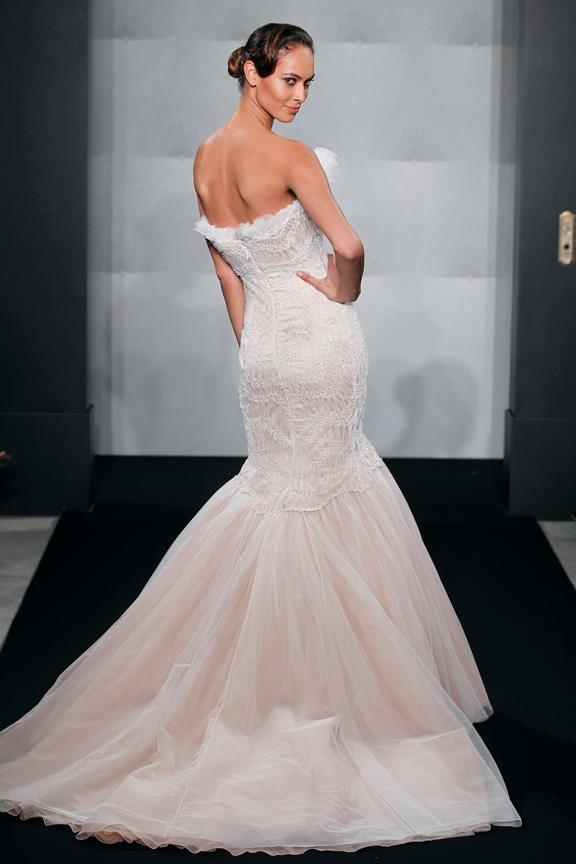 BN Bridal: Mark Zunino for Kleinfeld Fall 2013 Collection ...