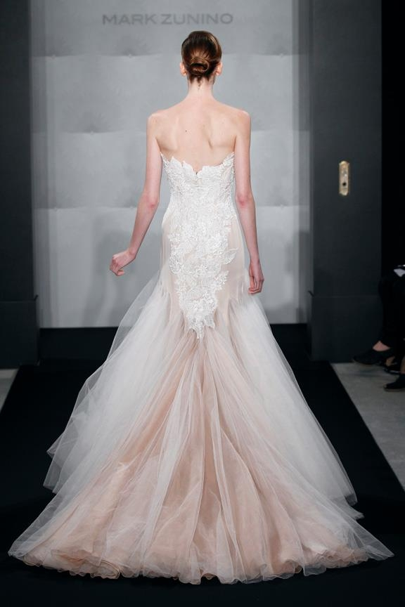 Pale Pink Wedding Dress Kleinfeld : Kleinfeld fall bellanaija bridal collection wedding dresses