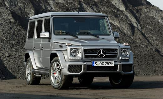 Mercedes Benz G63AMG 2013 Jeep - September 2013 - BellaNaija