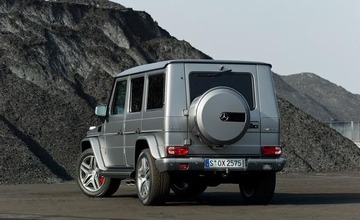 Mercedes Benz G63AMG 2013 Jeep - September 2013 - BellaNaija03