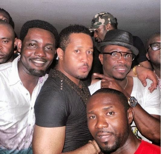 Mike Ezuruonye Birthday Party - September 2013 - BellaNaija - 021