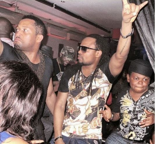 Mike Ezuruonye Birthday Party - September 2013 - BellaNaija - 026