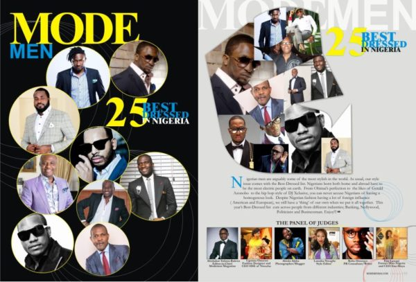 Mode Men - 25 Best Dressed Men in Nigeria List - September 2013 - BellaNaija