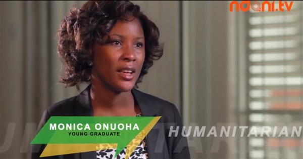 Monica Onuoha - Ndani Tv interview