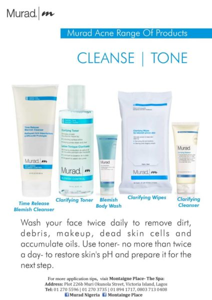 Murad Acne Range - BellaNaija - September 2013 (2)