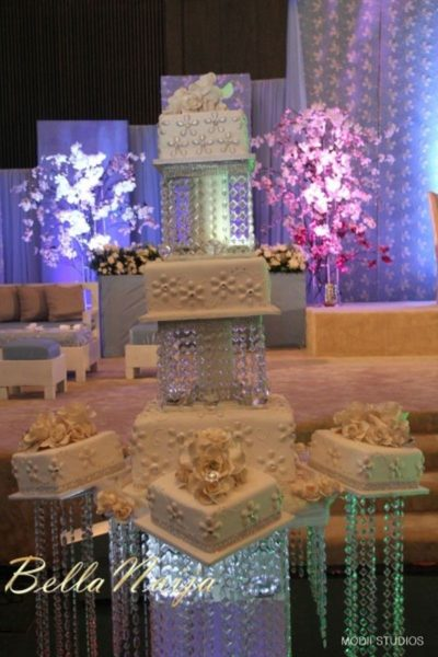 My Big Nigerian Wedding Contest by Cakes by Tosan - BellaNaija - September 2013 (3)
