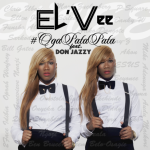 Oga Pata Pata - El Vee - September 2013 - BellaNaija