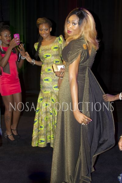 Oge Okoye at the 2013 African Awards USA - September 2013 - BellaNaija - BN 024