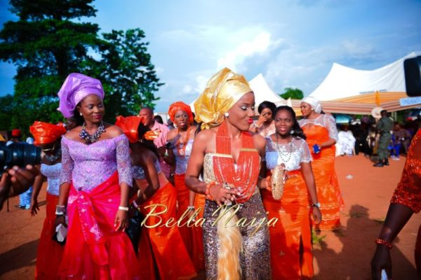 Ogo Adimorah_Charles Okpaleke_Igbo_Traditional Wedding_27
