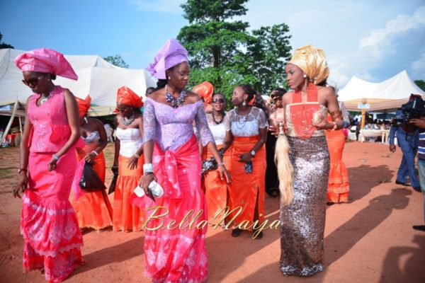Ogo Adimorah_Charles Okpaleke_Igbo_Traditional Wedding_29