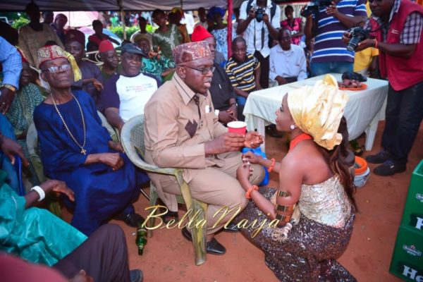 Ogo Adimorah_Charles Okpaleke_Igbo_Traditional Wedding_30