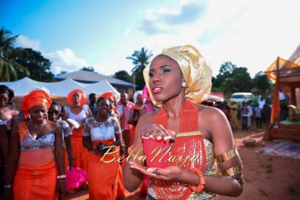 Ogo Adimorah_Charles Okpaleke_Igbo_Traditional Wedding_32
