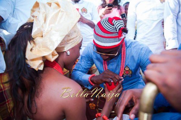 Ogo Adimorah_Charles Okpaleke_Igbo_Traditional Wedding_33