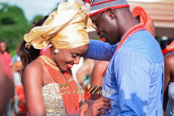 Ogo Adimorah_Charles Okpaleke_Igbo_Traditional Wedding_38