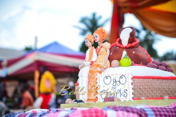 Ogo Adimorah_Charles Okpaleke_Igbo_Traditional Wedding_40