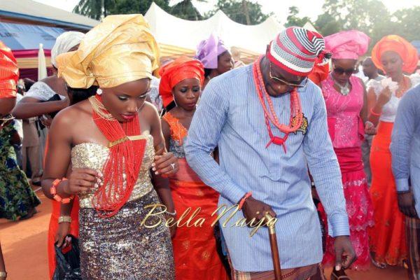 Ogo Adimorah_Charles Okpaleke_Igbo_Traditional Wedding_69