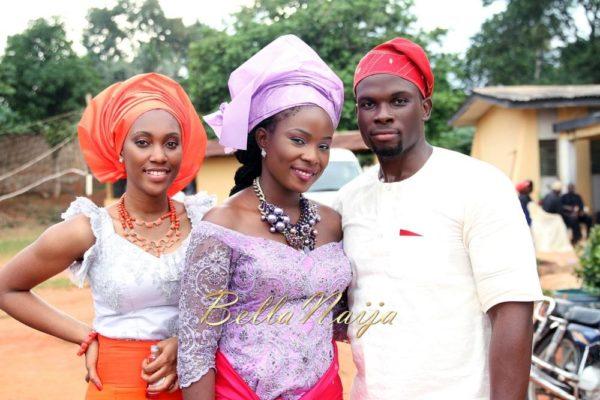 Ogo Adimorah_Charles Okpaleke_Igbo_Traditional Wedding_73