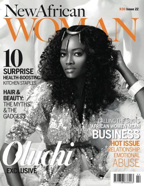 Oluchi Orlandi New African Woman Magazine October 2013 Issue Remi Adetiba - September 2013 - BellaNaija007