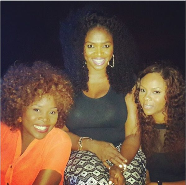 Omawumi & Waje - September 2013 - BellaNaija