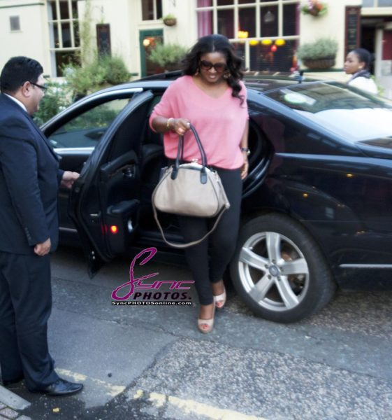 Omotola Jalade Ekeinde arrives in London- September 2013 - BellaNaija - BN 022