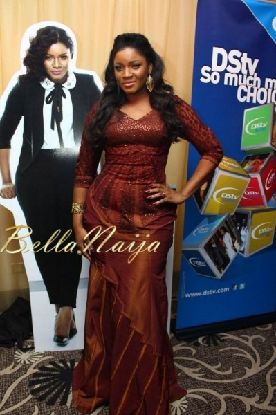 "Omotola at the Premiere of ""Omotola:The Real Me"" in Lagos"