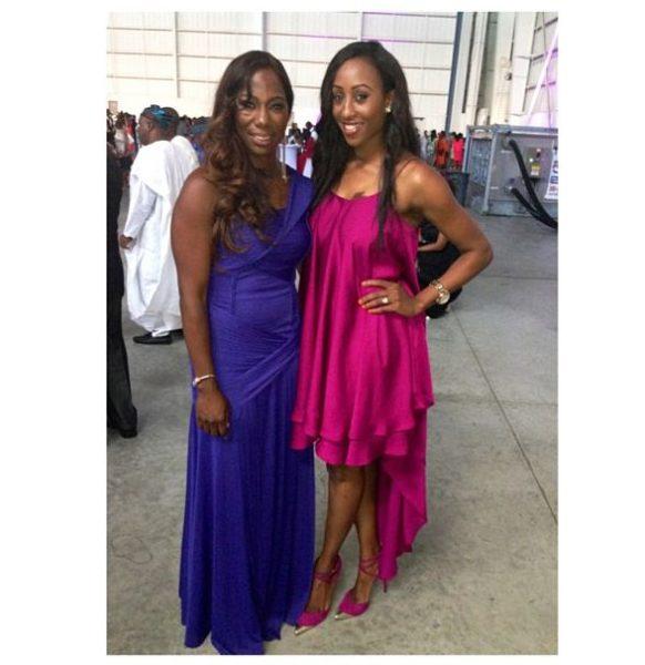 Remi Fagbohun & Veronica Ebie-Odeka