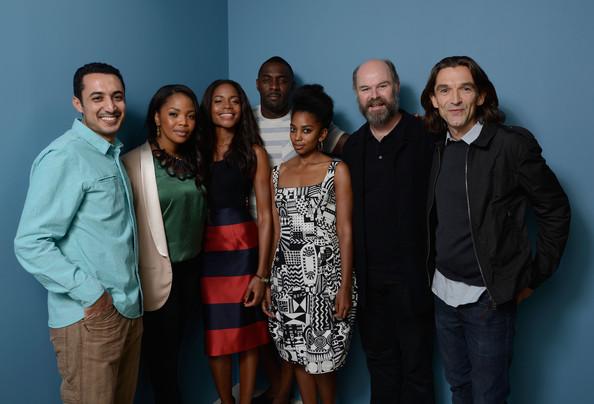 Riaad Moosa, Terry Pheto, Naomie Harris, Idris Elba, Lindiwe Matshikiza, Deon Lotz & Justin Chadwick