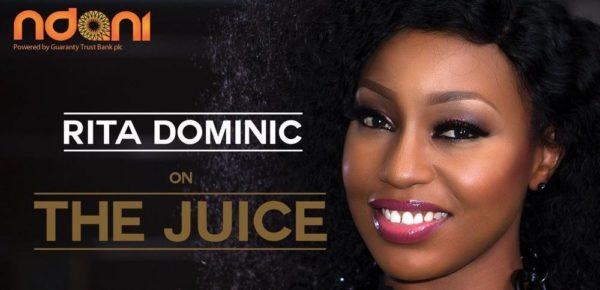 Rita Dominic - September 2013 - Ndani TV - BellaNaija