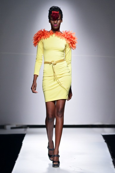 Rumbie by Rumbie SS14 Collection Zimbabwe Fashion Week 2013 - BellaNaija - September 2013 (2)