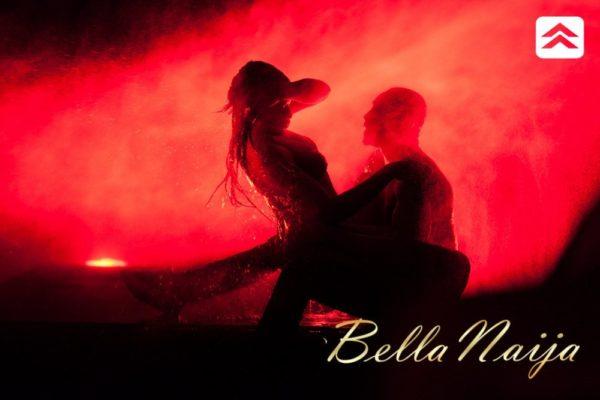 Sean Tizzle Mama Eh BTS - September 2013 - BellaNaija (1)