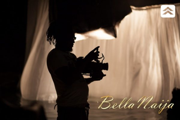 Sean Tizzle Mama Eh BTS - September 2013 - BellaNaija (12)