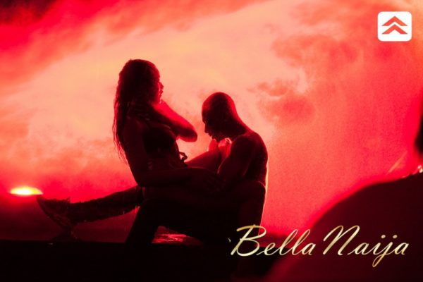 Sean Tizzle Mama Eh BTS - September 2013 - BellaNaija (14)