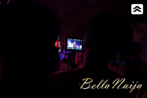 Sean Tizzle Mama Eh BTS - September 2013 - BellaNaija (7)