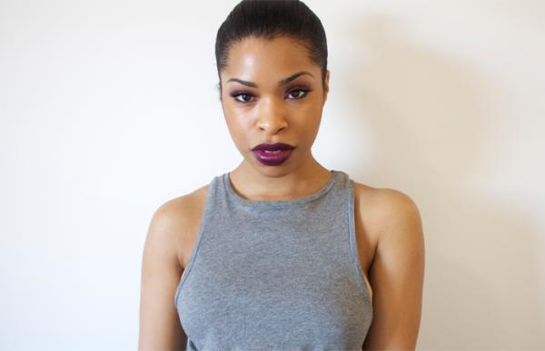 Shirley B Eniang Fall Beauty Makeup - BellaNaija - September 2013 (2)