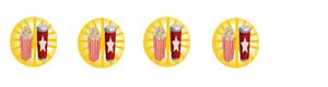 Sodas & Popcorn Rating4