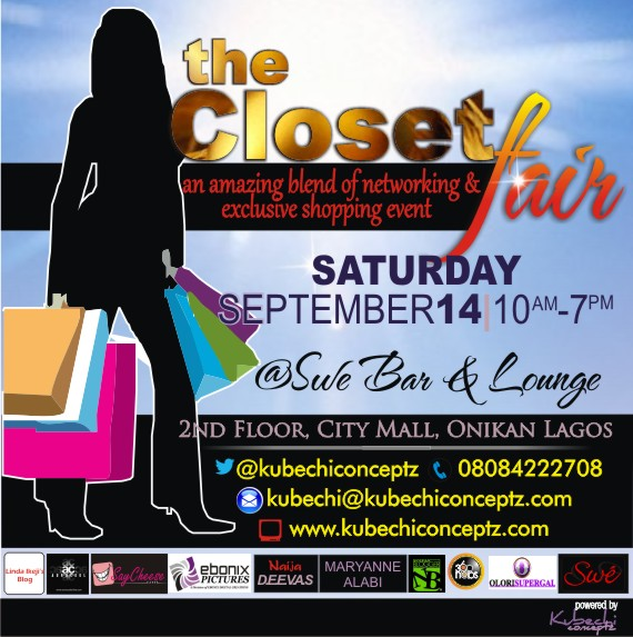 The Closet Fair - September 2013 - BellaNaija