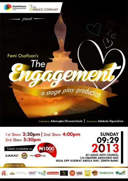 The Engagement - September 2013 - BellaNaija
