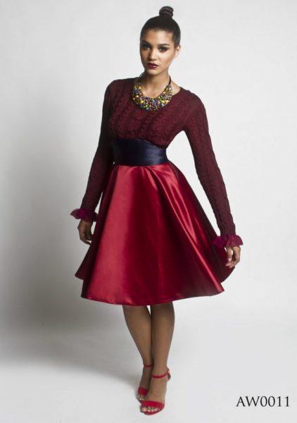 Tina Lobondi AutumnWinter 2013 Collection Lookbook - BellaNaija - September2013003