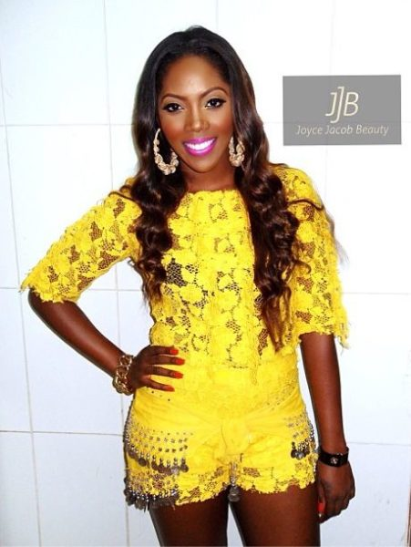 Tiwa Savage - BellaNaija