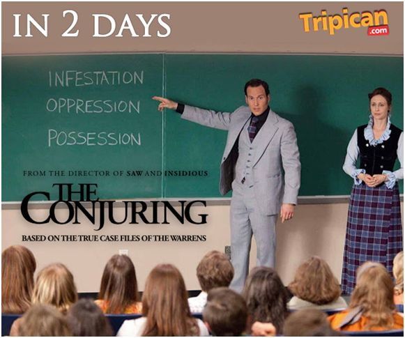 Tripican - The Conjuring - September 2013 - BellaNaija 12
