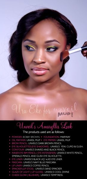 Unveil Makeup Uru Eke - BellaNaija - September 2013 (1)