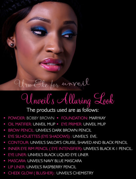 Unveil Makeup Uru Eke - BellaNaija - September 2013 (4)