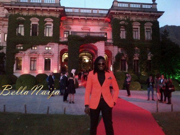 Uti Nwachukwu at Martini 150th Anniversary - September 2013 - BellaNaija - 021