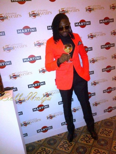 Uti Nwachukwu at Martini 150th Anniversary - September 2013 - BellaNaija - 024