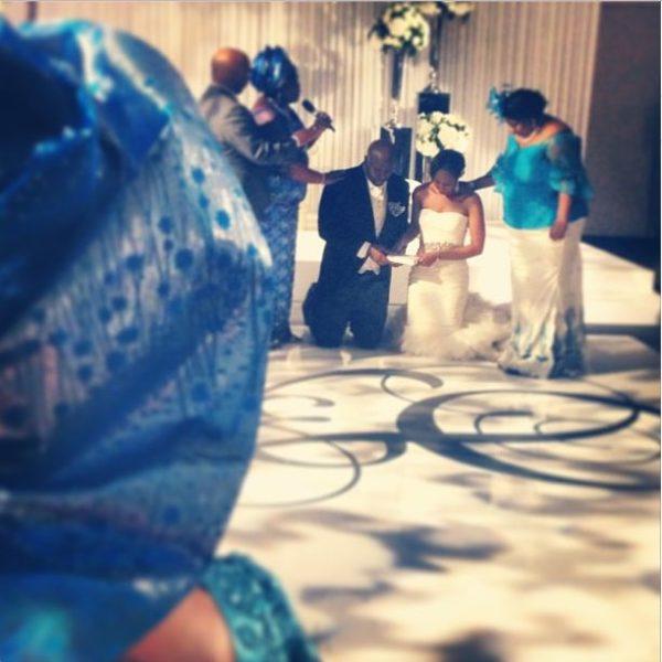Vannessa Amadi Wedding BellaNaija First Pics 4