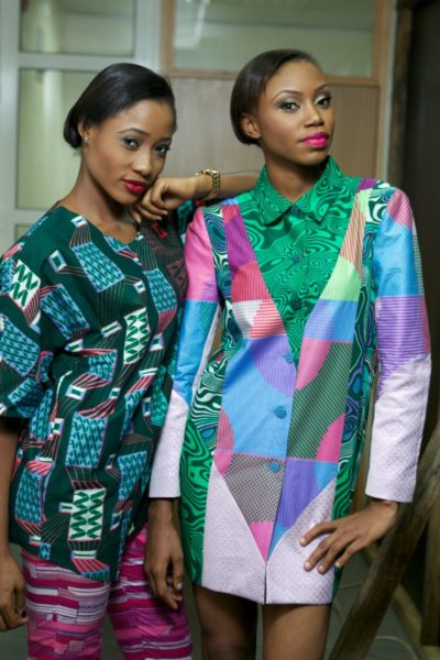 Vlisco Reflexion Optique Collection - BellaNaija - September 2013 (2)