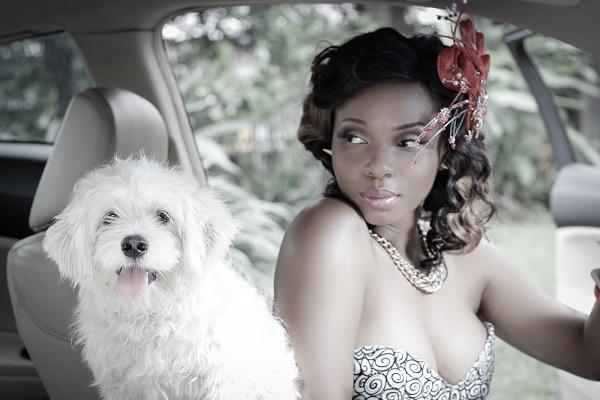 Yemi Alade - September 2013 - BellaNaija 3