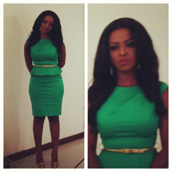 Yvonne Okoro - Septeber 2013 - BellaNaija (1)